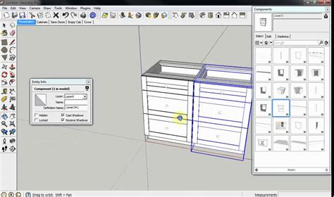 sketchup layout features cabinetsense cabinet design software for sketchup other