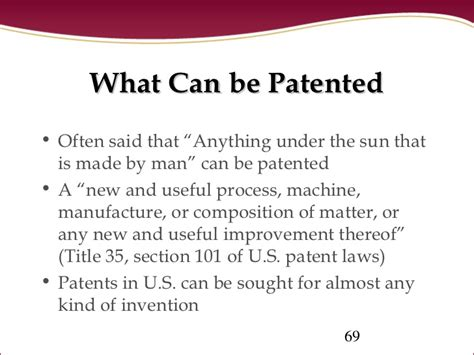 patent law section 101 business ppt