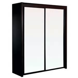 last meubles armoire avec portes coulissantes miroir