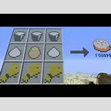 Minecraft Cake In Game Crafting | 480 x 360 jpeg 15kB