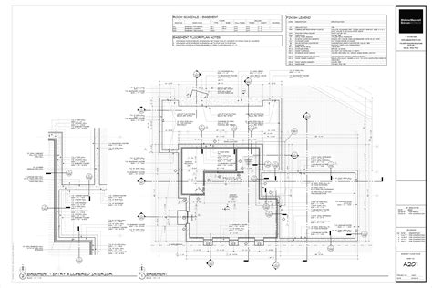 Drawing Plans | the cabin project technical drawings life of an architect
