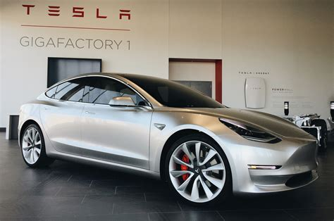 Images Of A Tesla Exclusive Tesla Model 3 Photo Shoot At The Gigafactory
