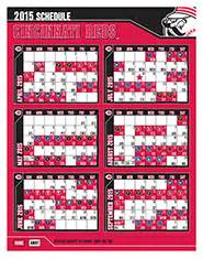 reds home schedule printable 2015 thunderbirds schedule