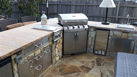 outdoor kitchen grills weber 1400 home and garden photo can i use my freestanding grill as a built in grill
