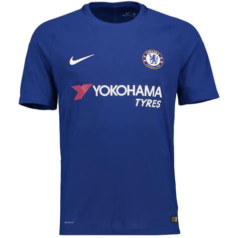 Home Kit chelsea 17 18 nike home kit 17 18 kits football shirt blog