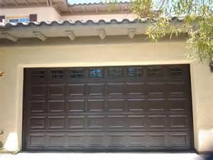Brown Garage Door 17 Brown Garage Doors With Windows Hobbylobbys Info