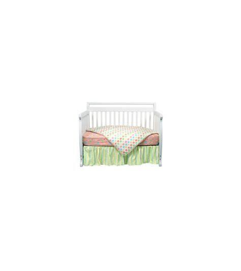 Davinci Emily 4 In 1 Convertible Crib White by Davinci Emily 4 In 1 Convertible Crib In White
