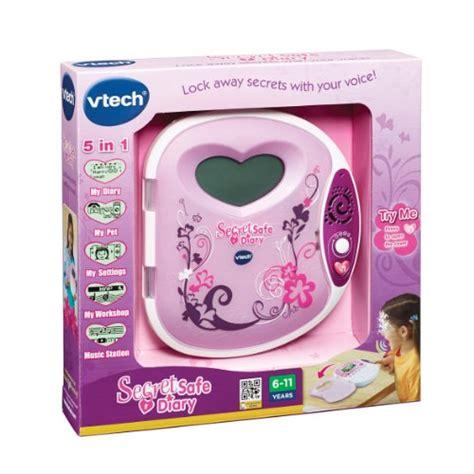 lottie dolls smyths vtech secret safe diary raspberry toys