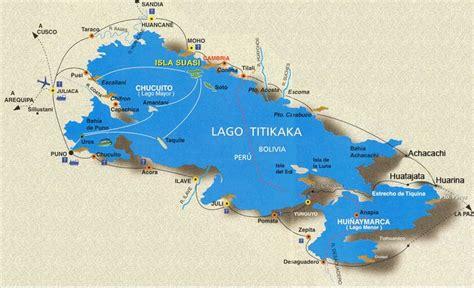 lake titicaca map lake titicaca map peru bolivia cartography of the lake p