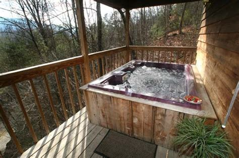 Kentucky Cabin Rentals Tub by 07117 New Outlook