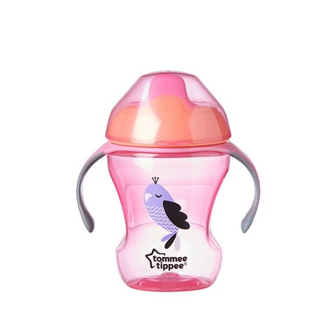 Tommee Tippee Sippee Cup 7m Cup tommee tippee easy cup sippee cup 230ml 7m pink