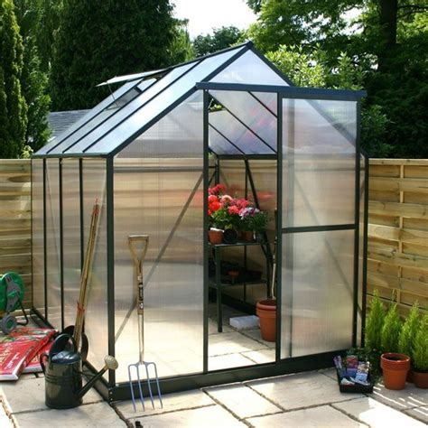 Merveilleux Petite Serre De Jardin #7: Serre-de-jardin-en-polycarbonate-3.jpg