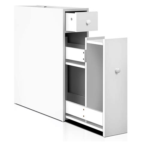 White Bathroom Storage Cabinet Bathroom Storage Cabinet White Direct Bargain