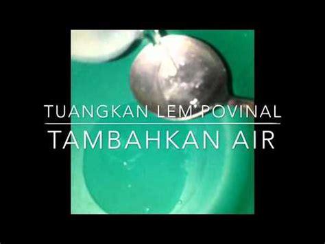 membuat slime barrel eyang slime cara membuat slime ala eyang 3 fake barrel