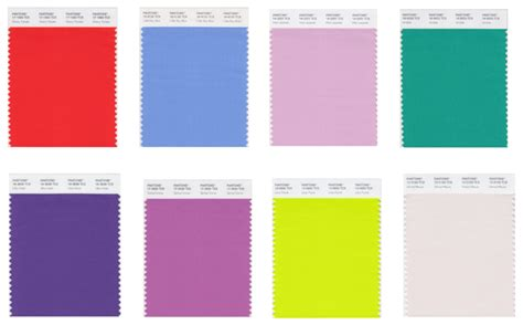 pantone 2017 spring pantone s spring 2018 color palettes the lovely lo down