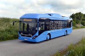 Volvo Buses Volvo Electric Buses To Be On Streets Of Gothenburg In
