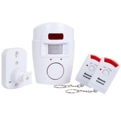 ideal security wired pressure mat alarm with chime sk630