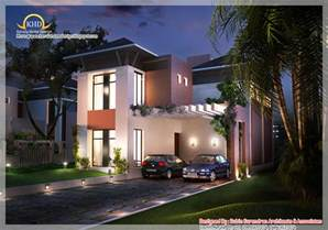 beautiful house elevation 2200 sq ft kerala home 2200 square feet 4 bedrooms 2 batrooms 2 parking space