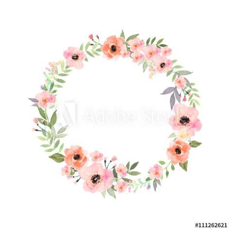 flower design jpg vector watercolor flowers frame elegant floral collection