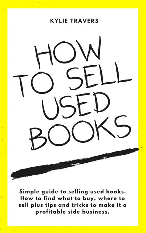 How To Make Money Selling Books Online - how to sell books free download sidehustle