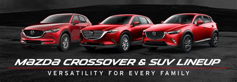 mazda suv lineup family crossover wantagh mazda