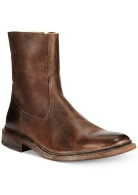 frye mens boot frye frye inside inside zip boots s shoes