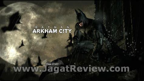 film keramat fiksi review batman arkham city game superhero terbaik yang