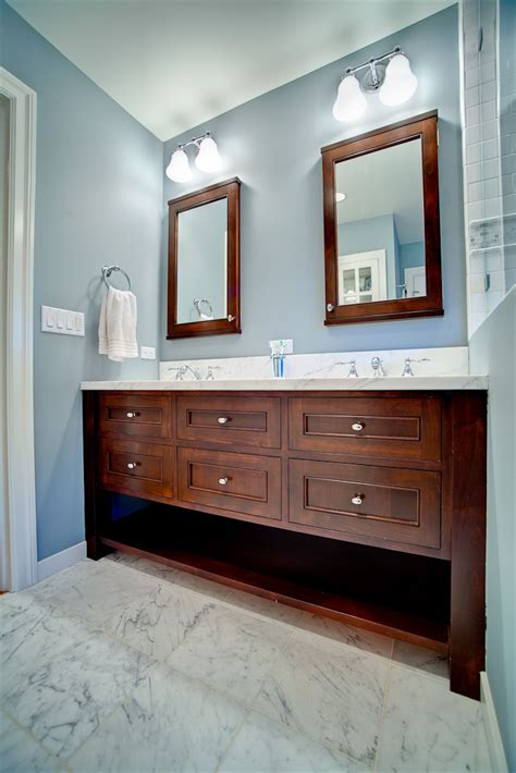 blue bathroom cabinets blue bathroom double vanity griffin custom cabinets