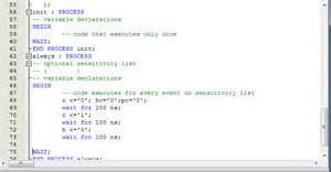 vhdl test bench introduction to quartus ii software with test benches