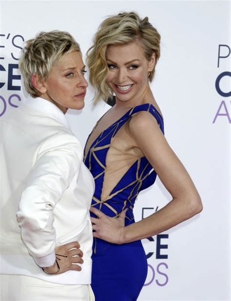 degeneres divorce portia degeneres and portia de divorce update