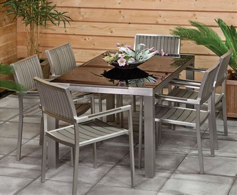 Steel Patio Furniture Sets Outdoor Garden Furniture Set For Outdoor Activity Stylishoms Outdoor Decoration