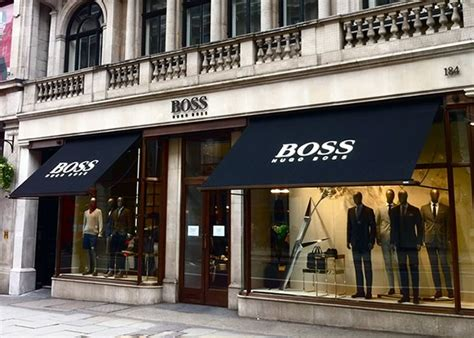 store awnings bespoke victorian awning by morco for hugo boss flagship store