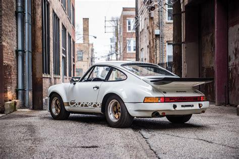 Porsche Carrera Rs by 1974 Porsche 911 Carrera Rs 3 0