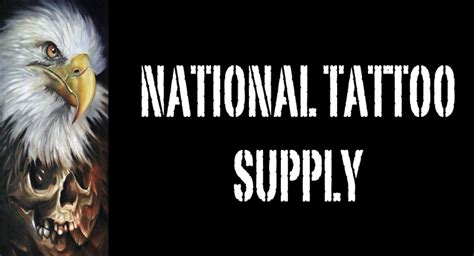 national tattoo supply national supply supplies and equipment