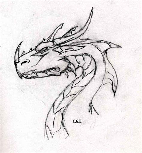 Dragon sketch 2015 nailartdesignsidea info