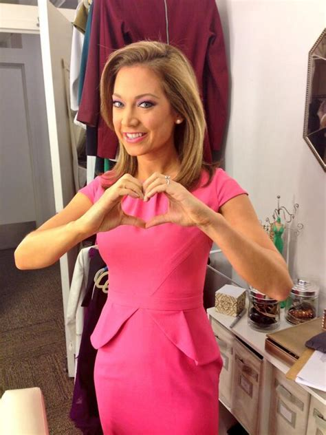 ginger zee on twitter so happy i have fresh hair color thanks ginger zee on twitter quot happy vday more snow from mo to