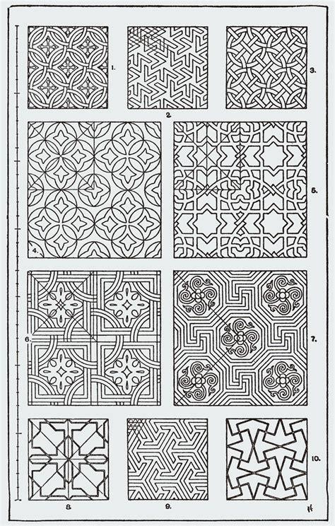 Mosaik Muster Vorlagen Ausdrucken File Orna172 Mosaikmuster Png