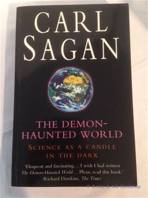 the demon haunted world science 1439505284 the demon haunted world science as a candle in the dark by sagan carl 2006