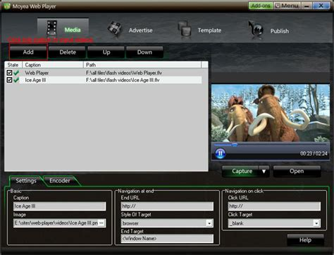tutorial flash video player customize a web flash video player flv player with