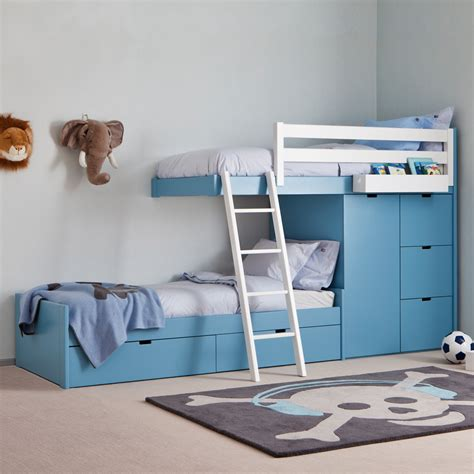 glamorous childrens beds with built in wardrobe pics kids 3 tier train bed with wardrobe storage kids beds