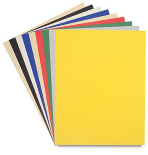 colored poster board crescent 14 ply colored posterboard blick materials