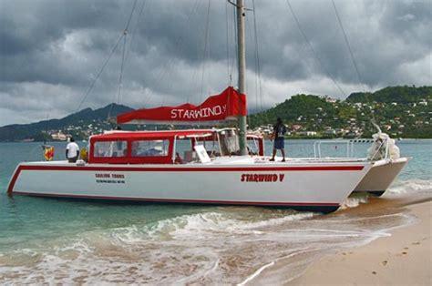 starwind catamaran grenada grenada power cataman for sale
