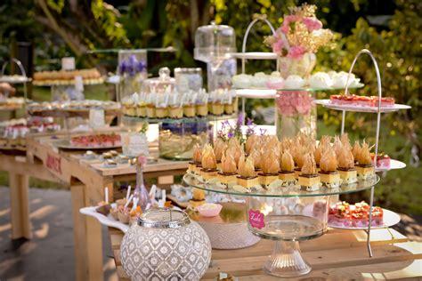 mesas de dulces para bodas mesa dulce para una boda campestre bodas matrimonios