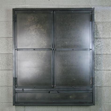 Dart Cabinets by Combine 9 Industrial Furniture Dartboard Cabinet Wall