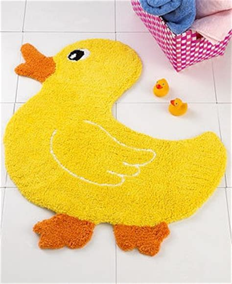 Yellow Duck Bath Rug Ducks Bath Rugs And Bath Mats On