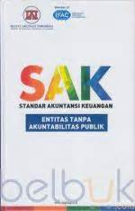 Sak Standar Akuntansi Keuangan Syariah Efektif Per 1 Januari 2017 toko buku belbuk