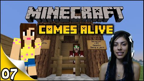 In Comes Alive by Minecraft Comes Alive Ep 7 In