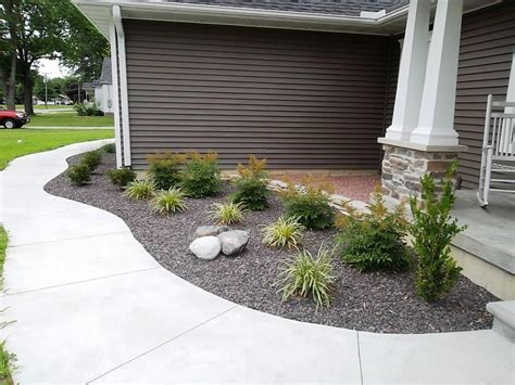 Landscaping Ideas With Interior Rock Landscaping Ideas For Front Yard Bathroom