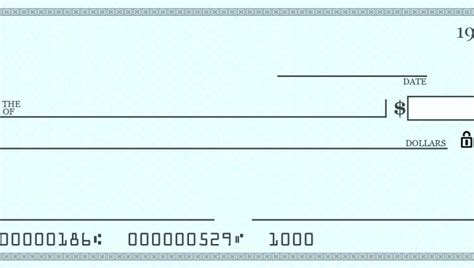 Editable Blank Check Template Free Cheque Template Template For Editable Blank Check Template Editable Blank Check Template