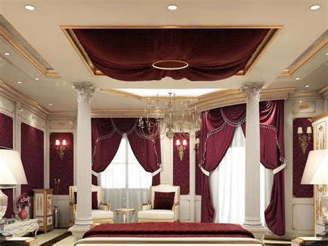 Ideas For Girls Bedrooms Luxury Master Bedroom Design In Classic Style